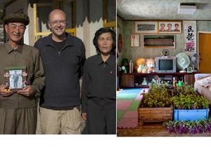 Cestovatel se podělil o zážitky ze Severní Koreje.