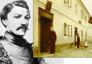 František Sáček objevil na snímku četníka, který zatýkal Borovského.