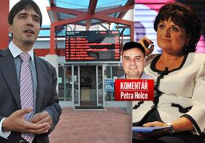 Komentář: V ČSSD konečně vyřešili korupci. Už se jich prostě netýká.
