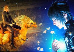 Final Fantasy XV je epické dílo, i když není dokonalé.