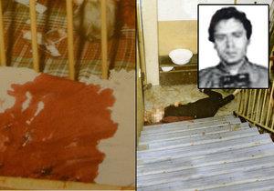 Před 30 lety Vladimír Lulek brutálně ubodal manželku a čtyři děti: Po popravě si dal kat panáka rumu.