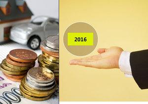 Co přinesl finanční rok 2016?