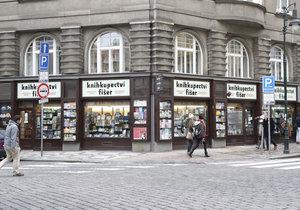 Místo knihkupectví Fišer z Vrchní, prchni! bude bistro. Otevře začátkem října