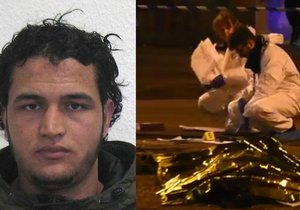 Teroristu Anise Amriho zastřelila u Milána policejní hlídka