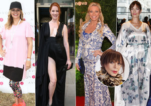 Františka vybrala nejhorší outfity roku 2016.