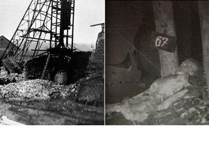 Důlní neštěstí na Teplicku si vyžádalo 144 obětí.