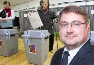 Vojtěch Weis si ohlídá financování politických stran, nejvíc práce bude mít v období voleb.