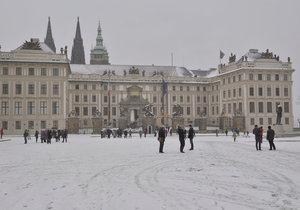 Pražský hrad se dočká letos oprav