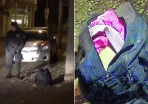 V pohozené tašce našli tělo holčičky (†8): Někdo ji znásilnil a zavraždil.
