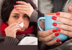 Chřipková epidemie stále zuří: Ještě se ale můžete nechat očkovat