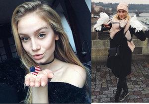 Anna Kadeřávková končí v Ulici, jede do USA.