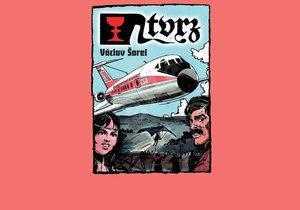 Recenze: Komiksový letec se stal husitou na jihočeské tvrzi.