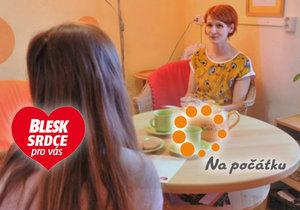 Příběh z projektu Srdce pro vás: Těhotná Adéla uvažovala o sebevraždě! Zachránila ji poradna