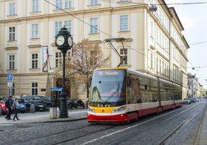 V Praze možná vyroste 5 nových tramvajových tratí. (ilustrační foto)