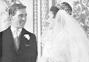 Manželství Snowdona a Margaret vydrželo 18 let.