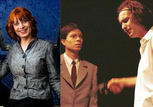 Transsexuální herečka Lucie Brychtová vypráví svůj příběh v divadelní hře.