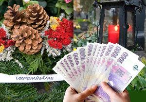 Pohřební služby okrádají pozůstalé: Potají si účtují i tisíce korun navíc