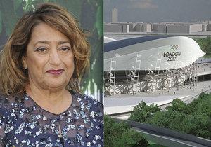 Slavná architektka Zaha Hadid odkázala své rodině a přátelům v přepočtu přes 2 miliardy korun.