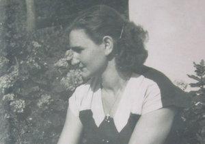 Helena Kociánová po propuštění z vězení