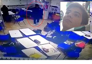 Student přišel do školy s pistolí a postřelil učitelku a tři spolužáky.