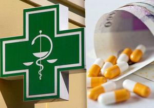 Lékárny nelegálně vyvezly léky za miliony