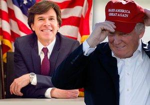 Zatímco americký velvyslanec Andrew Schapiro končí ve své funkci, Donald Trump se oficiálně stává prezidentem. Co o něm Schapiro řekl?