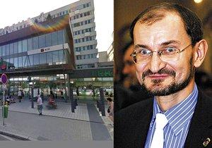 Bývalý starosta Prahy 4 pracuje na radnici jako řadový úředník.