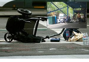 Šílenec (26) vjel v Austrálii do davu: Zabil malé dítě a nejméně 2 další lidi.