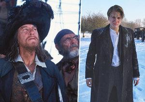 Vítěz StarDance Zdeněk Piškula dostal roli v zahraničním seriálu Genius o Albertu Einsteinovi, kterého hraje Geoffrey Rush neboli kapitán Barbossa z Pirátů z Karibiku.