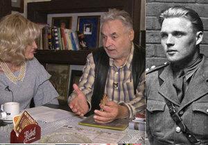 Pan Vratislav Ebr je synovcem atentátníka na Heydricha, výsadkáře Josefa Valčíka. V pořadu Potomci slavných ho vyzpovídala Zuzana Bubílková.