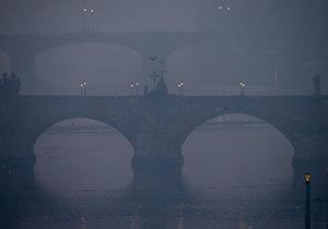 Smogová situace v Praze skončila. V podnicích mohli opět naplno rozjet provoz