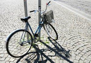 Muž ukradl v průměru čtyři kola denně.