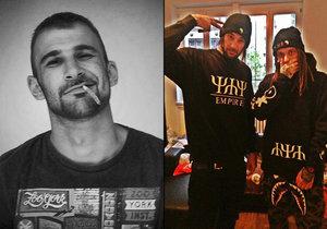 Kapela YZO se rozloučila v klubu s rapperem Jackpotem.