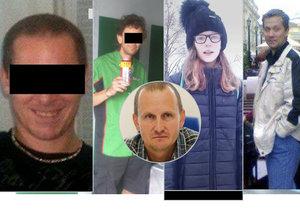 Kdo jsou muži pohybující se kolem případu pohřešované Míši?