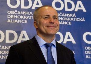 Nový kontrolní volební úřad udělil první pokutu. ODA zaplatí 19 tisíc za špatně označený leták.