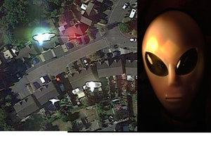 Muž, který věří, že ho uneslo UFO, teď našel důkaz: Incident zachytily satelity Googlu.