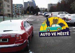 Jakými způsoby můžeme parkovat? Poradí vám nový seriál Blesk.cz Auto ve městě.
