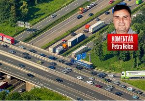 Mýtné na německých dálnicích pohledem komentátora Petra Holce