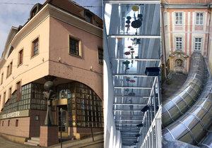 Tyto stavební úpravy domů jsou podle architekta Petra Kučery nepovedené.