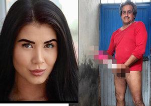 Lady Dee promluvila o případném sexu s mužem, který má největší penis na světě. Jeho chlouba dosahuje délky 48 centimetrů.