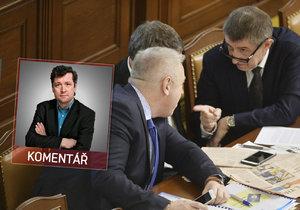 Komentář Bohumila Pečinky