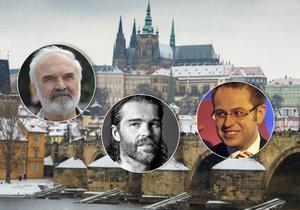 Češi už vybírají příštího prezidenta. Zatím jen na internetu.