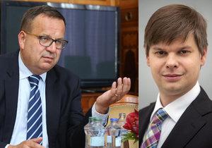 Ministr Jan Mládek patrně nepodpoří kritika operátorů Ondřeje Malého, aby pokračoval coby člen ČTÚ.