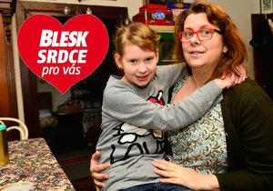 Rozárka (9) z Prahy: Její nemoc objevili jen u 50 lidí na světě! Maminka teď radí doktorům, jak léčit dceru