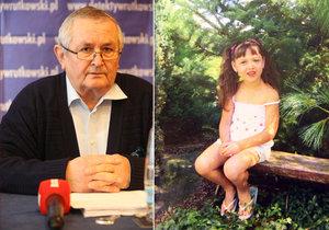 Dědeček unesené Sofinky Milan Mydlarčík popsal Blesku, jak se všechno odehrálo a proč holčičku unesl vlastní otec.