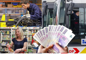 ČSSD navrhuje zdanění zaměstnanců i firem podle výše příjmů