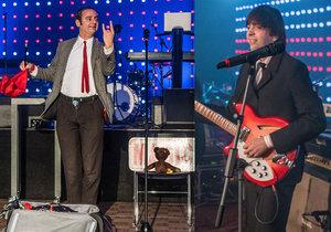 Nečekaní účastníci Olomouckého plesu: Královna Alžběta, Beatles i Mr. Bean!