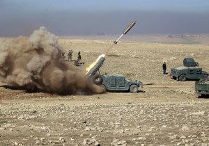 Další útok na Islámský stát začal: irácká armáda dobývá Mosul.