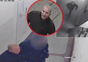 Kriminalisté pátrají po zloději, který sebral důchodci peněženku.