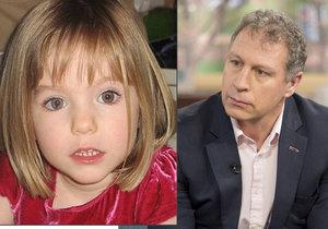 Novinář a expolicista Mark Williams-Thomas tvrdí, že Maddie odešla z hotelu sama, protože hledala rodiče.